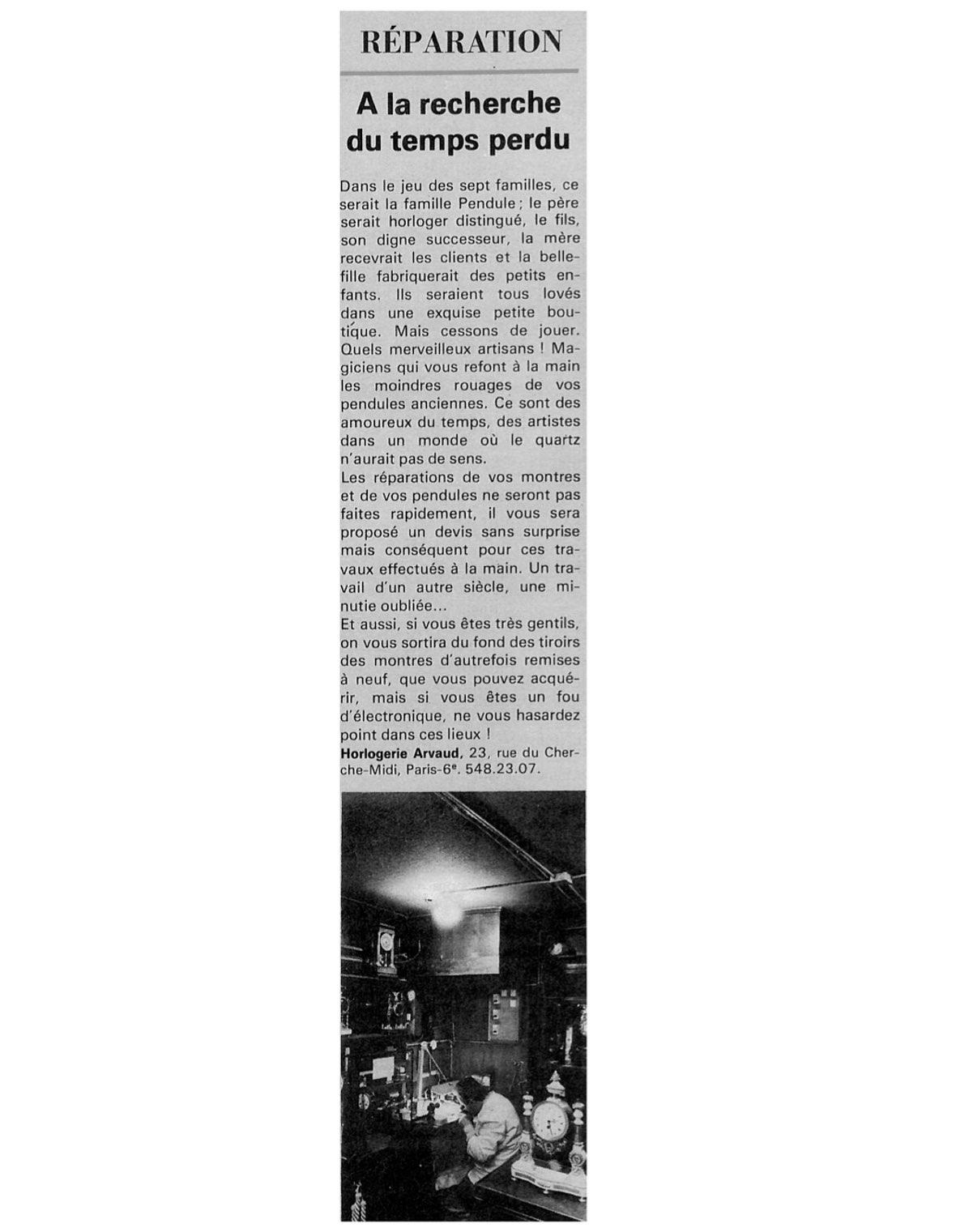 Article Le-Point-Février_1979